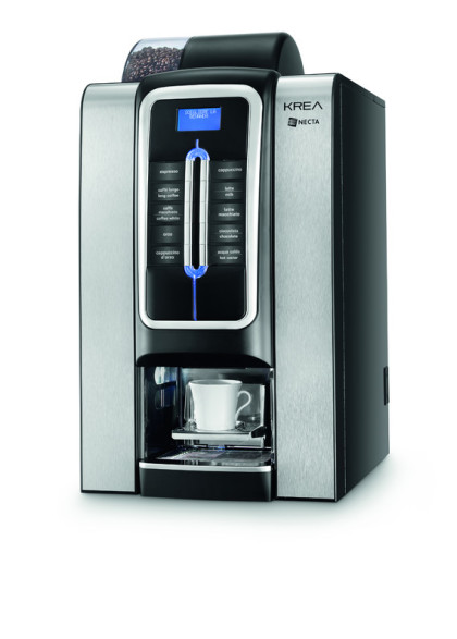 Krea for office coffee machine rentals